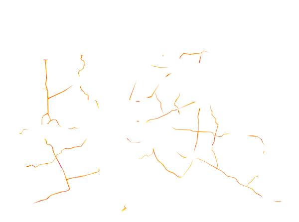 Gegenereerde grafische weergave